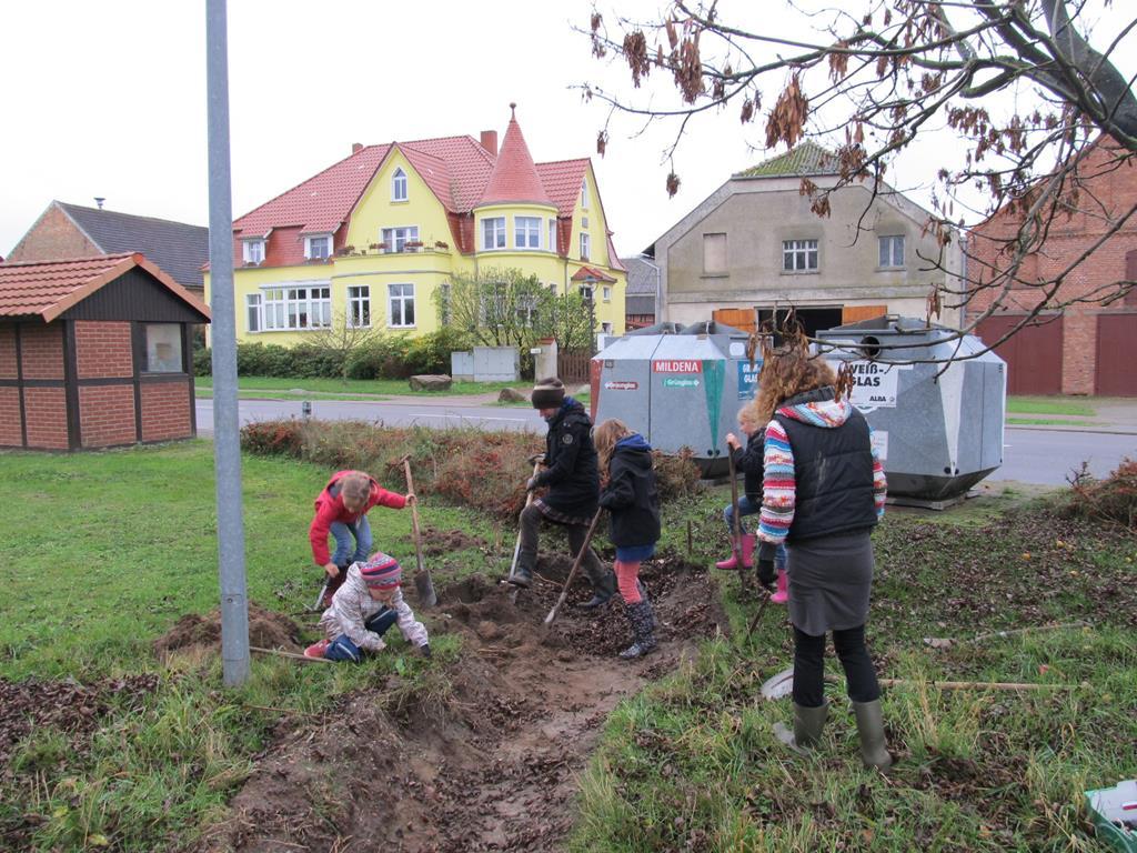 Dorfplatzgestaltung Kassuhn (1)