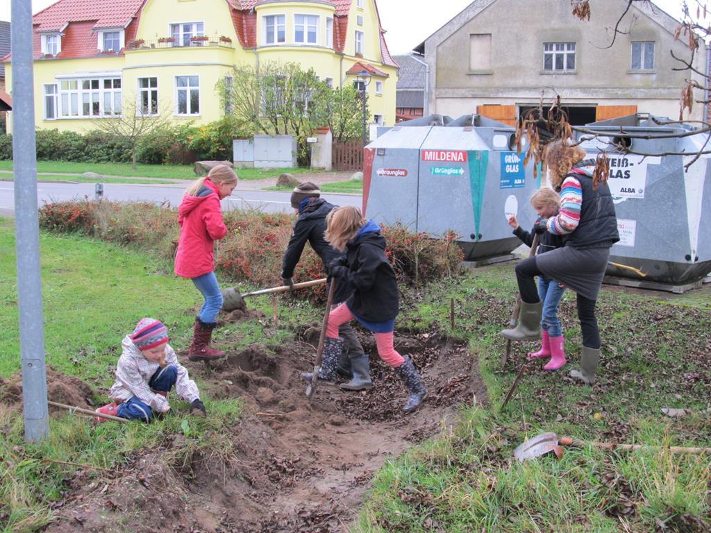 Dorfplatzgestaltung Kassuhn (2)