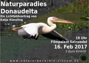 Informationsveranstaltung - Naturparadies Donaudelta